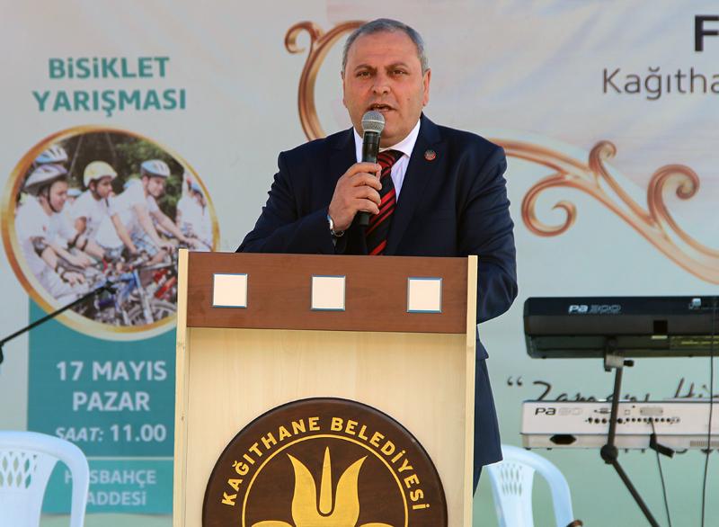 Kağıthane Birleşik Esnaf ve Sanatkar Odası Başkanı Ömer Osmanoğlu