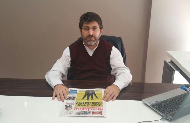 Serdar Çil Hasbahçe Gazetesi