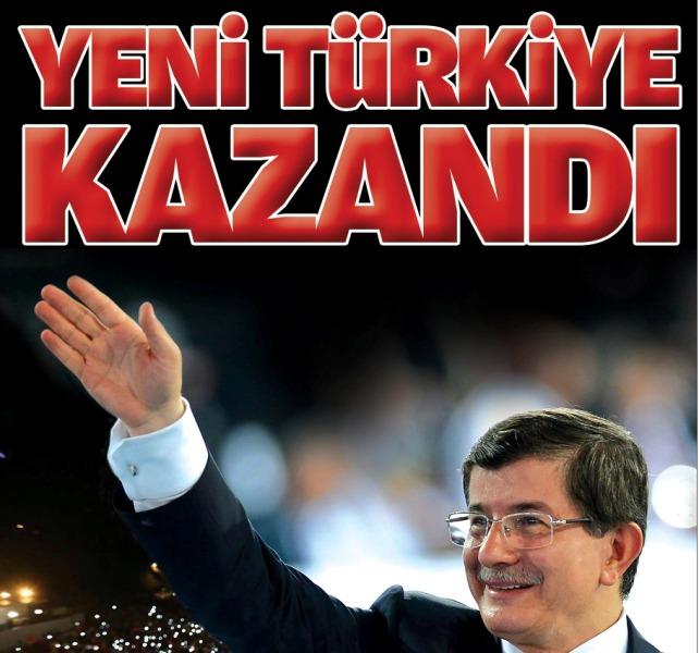 Yeni Türkiye Kazandı