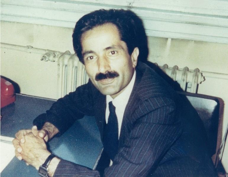 Şair Cahit Zarifoğlu