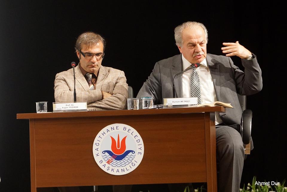 Prof. Dr. Ergün Yıldırım-Dursun Ali Taşçı-Nurettin Topçu Günleri Gültepe