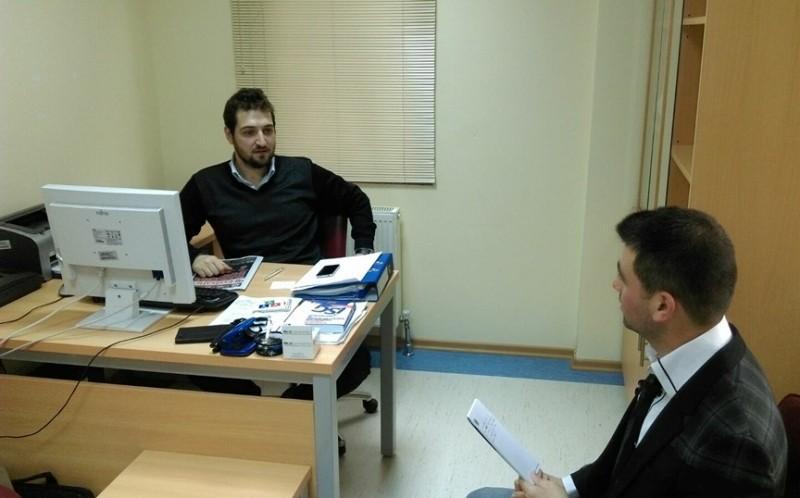 Ömer Çelepçıkay İş Güvenliği Yasası ile Geç Tanıştık-Ahmet Albayrak
