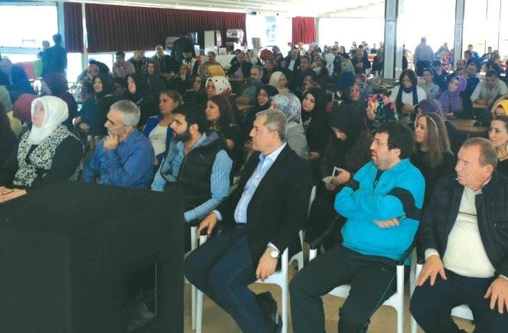 AK Parti Kağıthane'de Durmak Yok