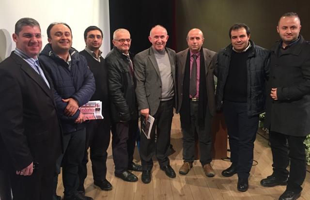 Ahmet Şimşirgil Kağıthane Gültepe Kültür Merkezi