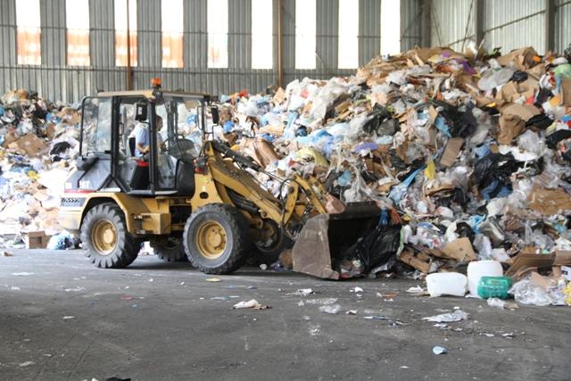 Geri Dönüşüm Arttı Çöp Azaldı