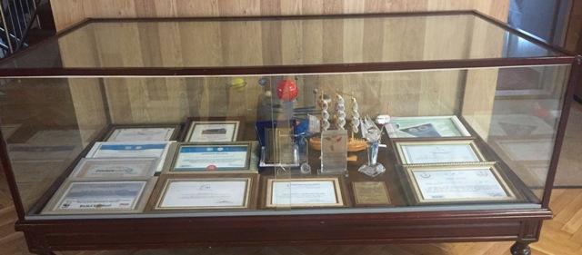 Kağıthane Ç.Y. Eşref ve Sadullah Kıray Anaokulu Ödüller