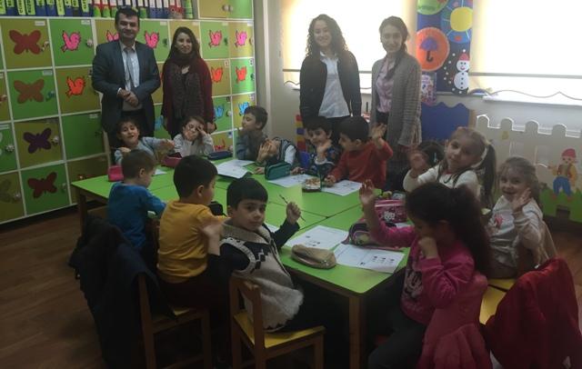 Kağıthane Ç.Y. Eşref ve Sadullah Kıray Anaokulu Sınıf