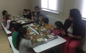 Kağıthane Ç.Y. Eşref ve Sadullah Kıray Anaokulu Yemek Duası