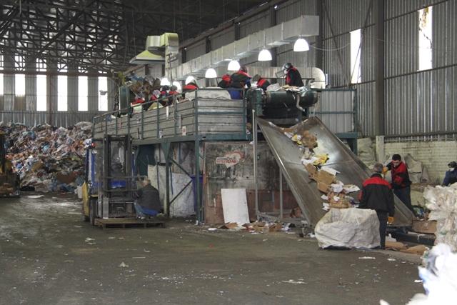 Kağıthane'de Geri Dönüşüm Arttı Çöp Azaldı