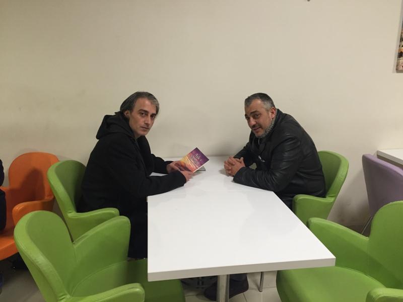 Mehmet Karadağ Aşk-ı Şahane Röportaj