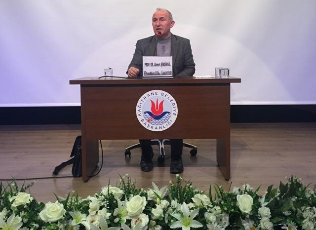 Prof. Dr. Ahmet Şimşirgil Kağıthane