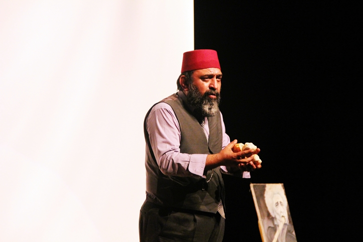 Safahat Mehmet Akif Dönüyor, ya Siz Neredesiniz