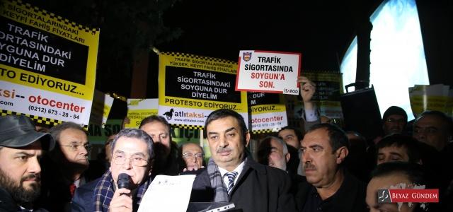 İstanbul Taksiciler Esnaf Odası Başkanı Yahya Uğur