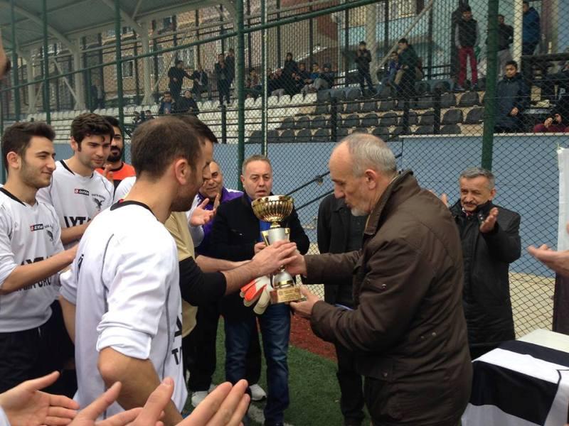 Kağıthane Yahya Kemalspor Şampiyon