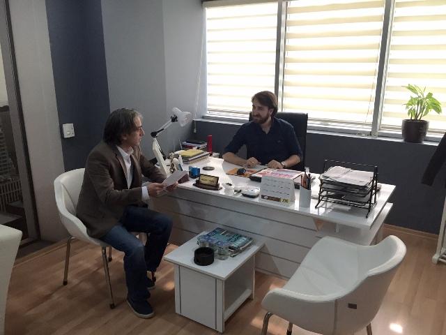 Kaan Güler Hasbahçe Gazetesi Röportaj