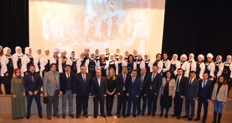 Kadın Şefleri Akademisi Kağıthane'de
