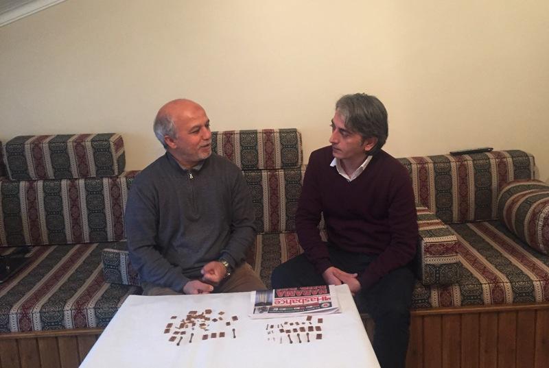 Sultan Ahmet Camii'nin Yeni Mimarı Mürsel Koca ile Röportaj Ayetullah Coşkun