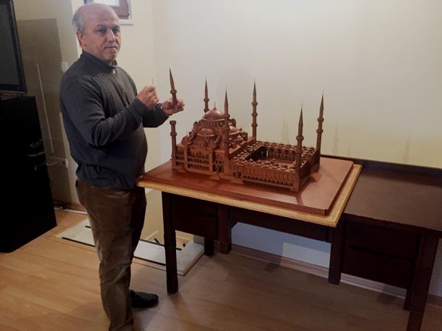 Sultan Ahmet Camii'nin Yeni Mimarı Mürsel Koca