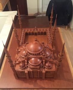 Sultan Ahmet Camii Maketi8