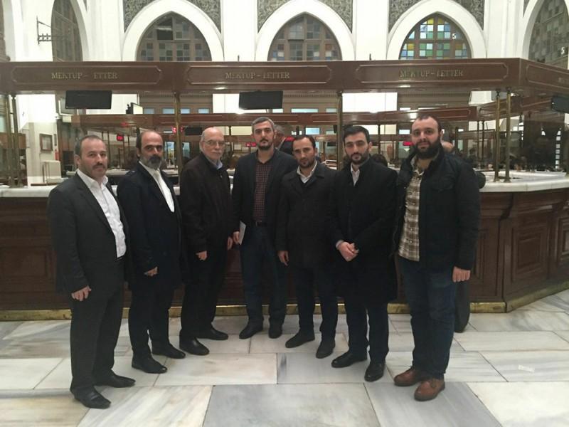 28 Şubat Mağdurlarına Özgürlük Mektup Gönderildi