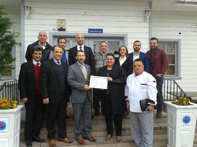 Kağıthane Belediyesi ISO 22000