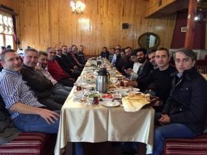 Kurt Kemeri Sosyal Tesisleri 93 Mezunu Kahvaltı