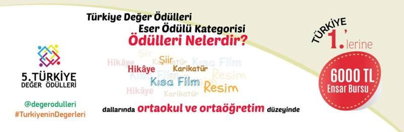Türkiye Değer Ödülleri Nelerdir