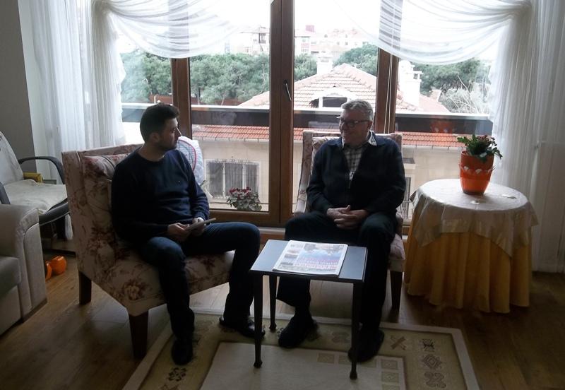 Tarihçi Yazar Turgut Ünlü-Ahmet Albayrak Röportaj