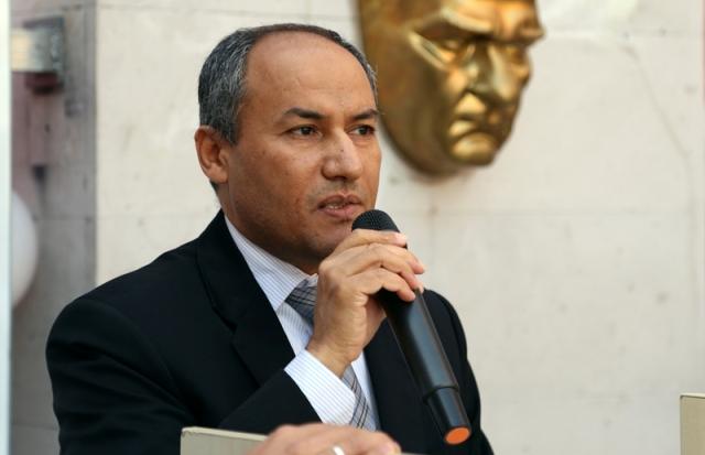 İslam Kalkınma Bankası Temsilcisi Muhammed El Rusta