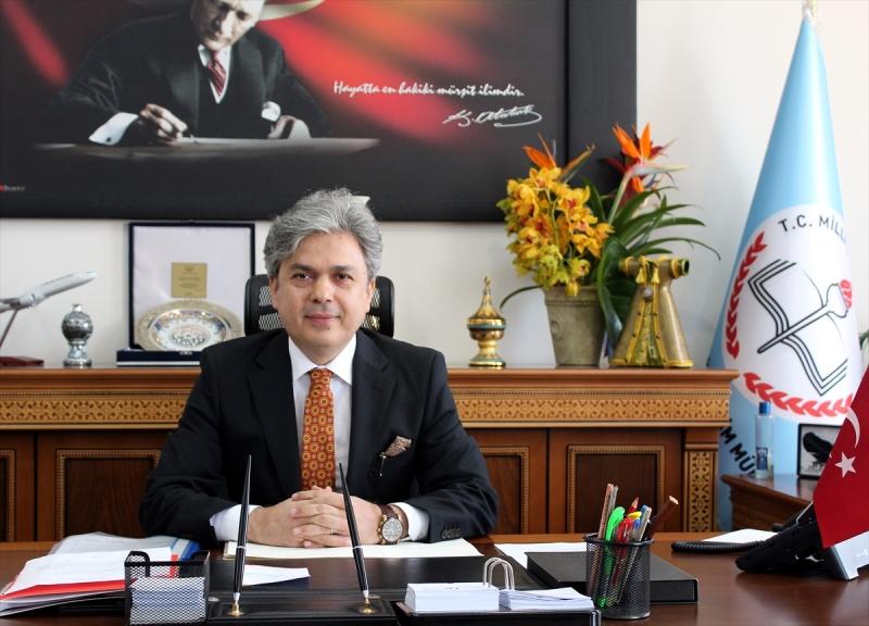 İstanbul İl Milli Eğitim Müdürü Ömer Faruk Yelkenci