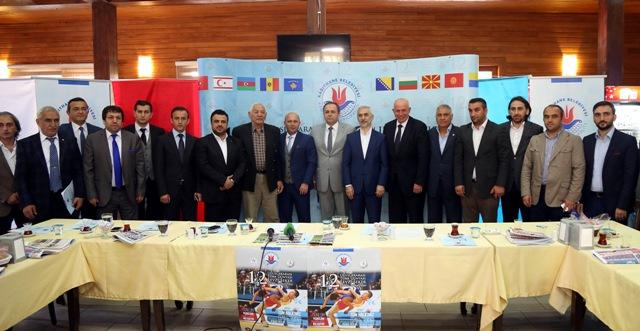 12.Uluslararası Türk Dünyası Fevzi Şeker Güreş Turnuvası