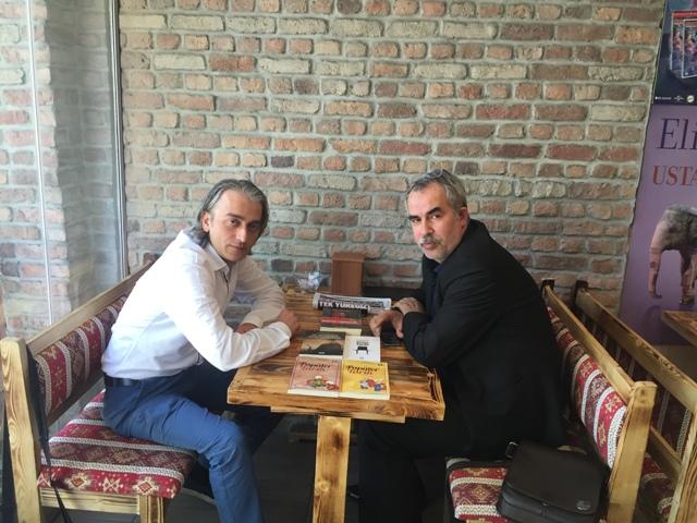 Abid Yaşaroğlu-Ayetullah Coşkun Röportaj