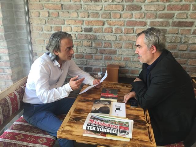 Abid Yaşaroğlu Röportaj-Hasbahce Gazetesi
