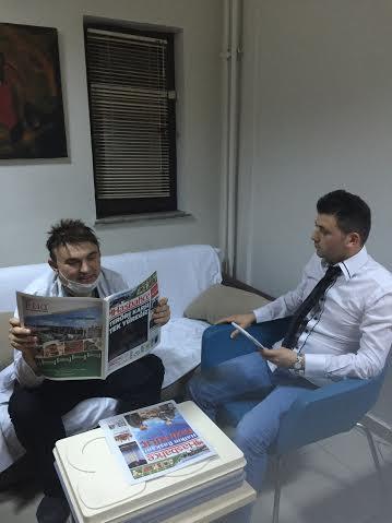 Asil Mucize-Ahmet Albayrak Röportaj