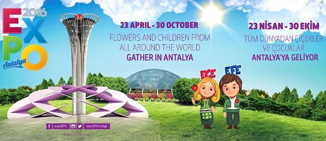 Expo 2016 Maskotlar