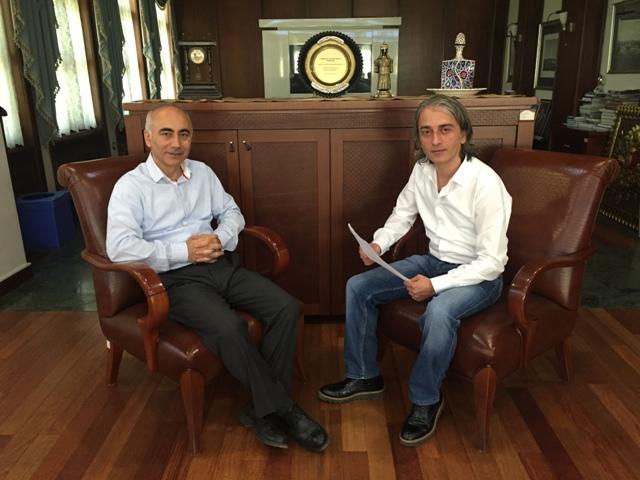 Hüseyin Irmak-Ayetullah Coşkun Röportaj Hasbahçe Gazetesi