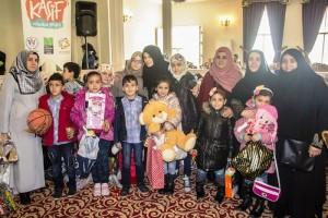 Küçük Yüreklerden Bir Mektup Bir Oyuncak Aileler