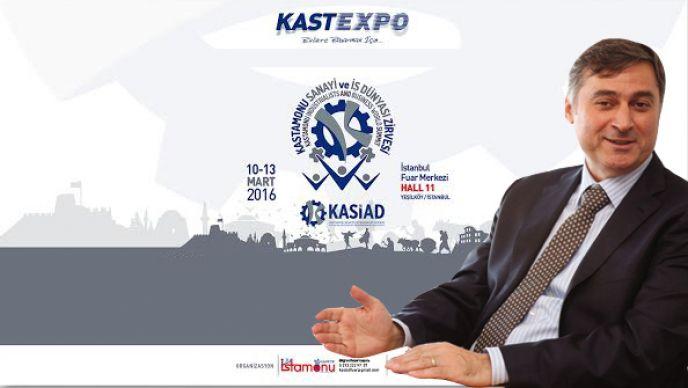KASİAD Genel Başkanı Ayhan Aslan