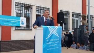 Kağıthane İlçe Milli Eğitim Müdürü Muhammet Çayır