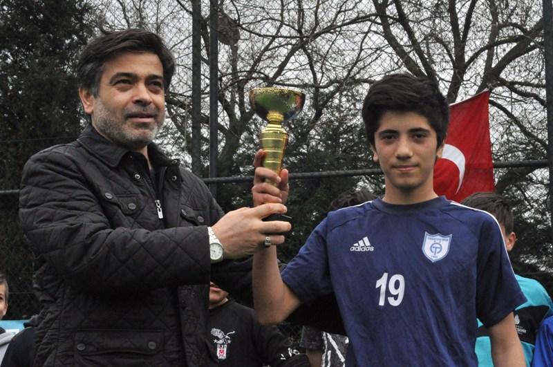 Kağıthane AGD Ortaokullar Futbol Turnuvası Cihan Koçyiğit