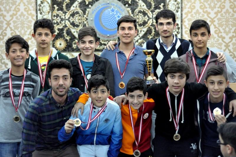 Kağıthane AGD Ortaokullar Futbol Turnuvası Madalya