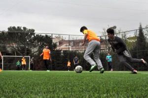 Kağıthane AGD Ortaokullar Futbol Turnuvası Seyrantepe