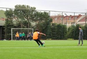 Kağıthane AGD Ortaokullar Futbol Turnuvası Seyrantepe-Futbol