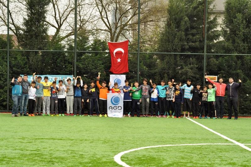 Kağıthane AGD Ortaokullar Futbol Turnuvası