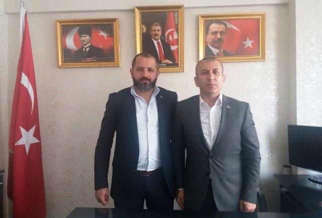 Kağıthane BBP İlçe Başkanı Yusuf Karademir