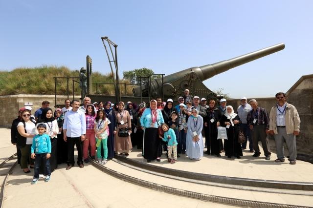 Kağıthane Belediyesi Çanakkale Gezileri Sona Erdi