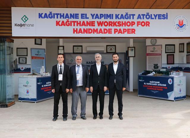 Kağıthane El Yapımı Kağıt Atölyesi Expo 2016 Antalya