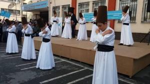 Profilo Barış İmam Hatip Ortaokulu Semazen Takımı