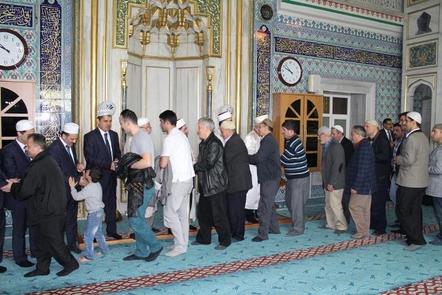 Sultan Selim Mahallesi Merkez Camii Regaib Kandili Programı