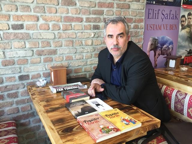 Tarih hiçbir zaman geçmiş değildir-Abid Yaşaroğlu